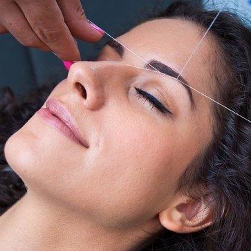 Laser Hair Removal - Eyebrows Procedure